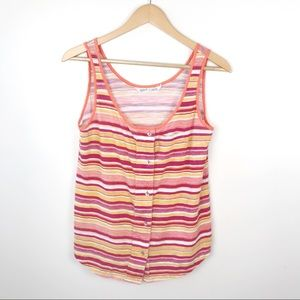 Woolrich • Colorful Striped Tank Top